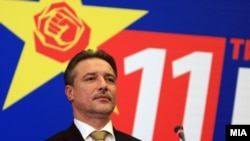 Lideri i LSDM-së Branko Cërvenkovski - foto nga arkivi.