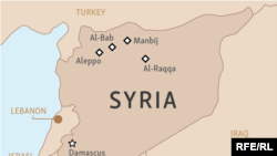Syria locations