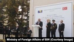 Otvaranje Ambasade BiH u Ankari