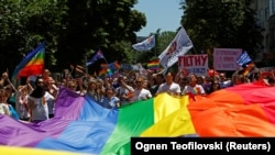 Првата прајд парада во Скопје, 29.06.2019