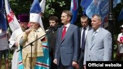 В фестивале «Великое русское слово» принимает участие спикер Госдумы России Сергей Нарышкин