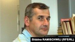 Коба Ліклікадзе, військовий експерт Радіо Свобода