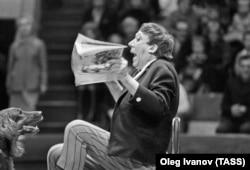Юрий Никулин, 1977 год