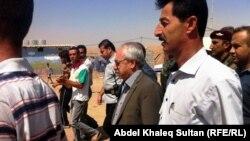 Abdulbasset Sieda - Lider i Këshillit Kombëtar opozitar të Sirisë (Foto nga Arkiva)