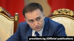 Генеральный директор КТРК Илим Карыпбеков.