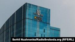 Як повідомляють у «ДТЕК», загорілася кабельна лінія «Русанівська-Б»