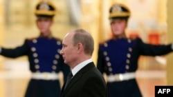 Vladimir Putin, foto nga arkivi
