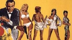 Подменить Джеймса Бонда. Андрей Шарый - о том, как женщина стала агентом 007