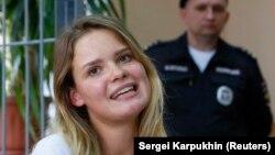 Veronika Nikulshina