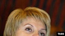 Председатель Совета по правам человека при президенте РФ Элла Памфилова