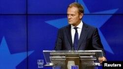 """اتحادیۀ اروپا آماده پروسه """"طلاق"""" است."""