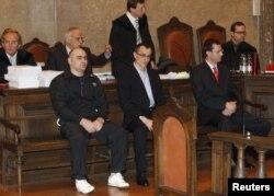 Суд над убийцами Умара Исраилова в Вене, 16 ноября 2010