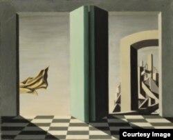 """Кей Сэйдж """"Верхняя часть неба"""", 1944"""