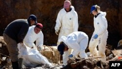 Ekshumacije u Tomašici