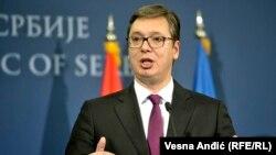 Srbija je ponudila predlog u non-paper formi da hidroelektrane Zvornik i Bajina Bašta u celini budu u sastavu Republike Srbije: Aleksandar Vučić