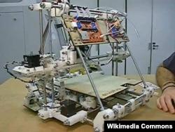 3D-принтер. Сурет ашық ресурстан алынған