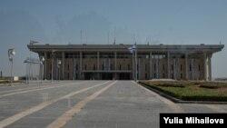 Իսրայելի խորհրդարանի՝ Կնեսետի շենքը Երուսաղեմում, արխիվ