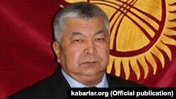 Абиш Халмурзаев.