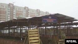 """Пустыя рады """"Полацкага базару"""" ўВіцебску"""