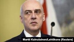 Голова МЗС Грузії Давид Залкаліані