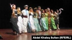 مهرجان الرقص في دهوك