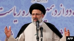 Ebrahim Raisi, Iranian cleric and head of the Imam Reza charitable foundation