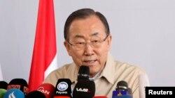 Генеральний секретар ООН Пан Ґі Мун