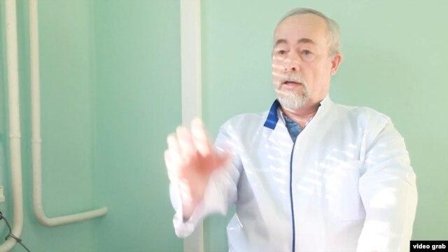 Chief obstretician Vladimir Vinter