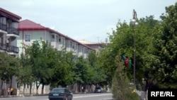 Улица в Нахчыване