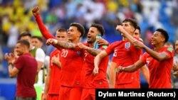 Гравці збірної Англії з футболу