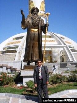 Muhtar Muhammet. Aşgabat