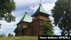 Церковь в Поречье