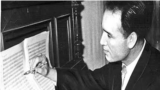 turkmen composer Oramukhammet Kurban-Nazarow