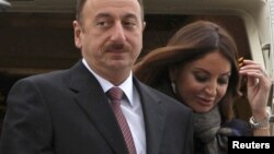 Under the bill, Azerbaijani President Ilham Aliyev and his wife, Mehriban, would be granted wide-ranging immunity from arrest and prosecution for any crime committed during his presidency or while acting in his capacity as president.
