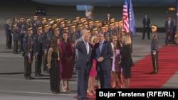 Joe Biden në Kosovë