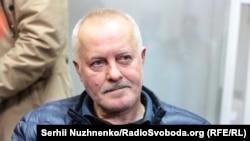 Колишній голова Генерального штабу Володимир Замана в суді, лютий 2019 року