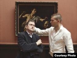 Марк Роллингер и порнозвезда Джордан Фокс любят ходить в музеи