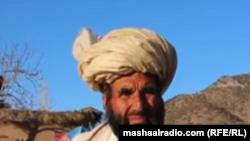 د نقيب مسود پلار محمد خان