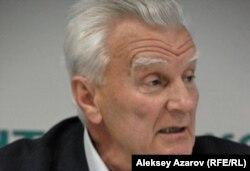 Музыковед Юрий Аравин. Алматы, 23 апреля 2014 года.