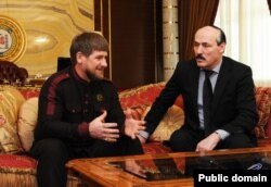 Рамазан Абдулатипов говорит о братстве кавказских народов