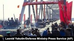 Совет гаскәрләре Әфганстаннан чыгарыла, 15 февраль 1989