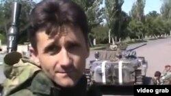 Деян Берич – снайпер, увлекающийся журналистикой