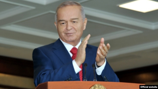 "Uzbek President Islam Karimov: ""So, will you join me, if I tell you that others should learn fairness from the Uzbek people?"""