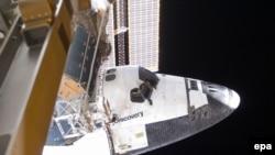 Discovery на орбите