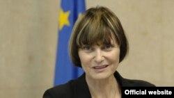 Министр иностранных дел Швейцарии Мишлин Калми-Рей