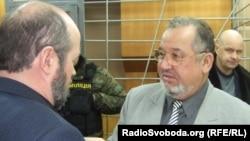 Андрій Федур та Абдумалік Абдулладжанов