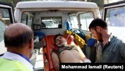 Кабулдагы жардырууда кеминде 24 киши набыт болуп, жарадарлардын саны 40 тан ашты.