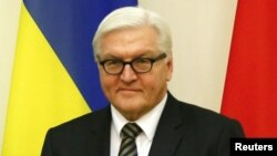 Франк Волтер Штайнмайер