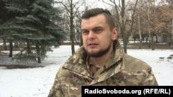 Заступник командира батальйонної тактичної групи полку «Азов» із позивним «Гоголь»