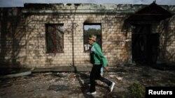 Попасна. Луганська область. 1 жовтня 2014 року